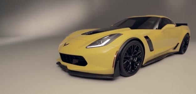 2015 Corvette Z06 - Faster Than Fast