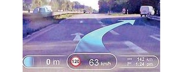 heads-up-display-in-a-car