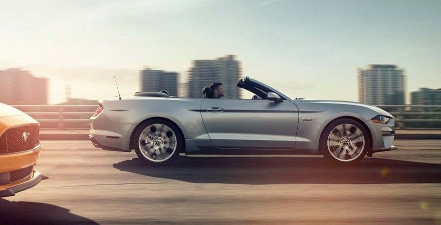 2019 Ford Mustang - Vehicles We Service