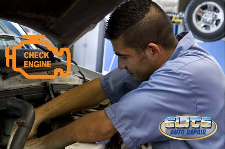 Mechanic - Check Engine Light Chandler, AZ